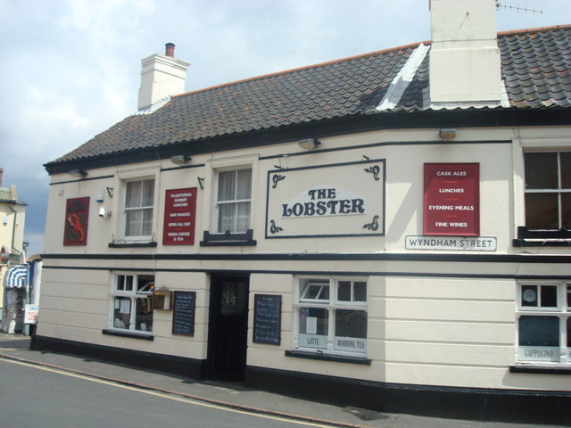 The Lobster public house, Sheringham