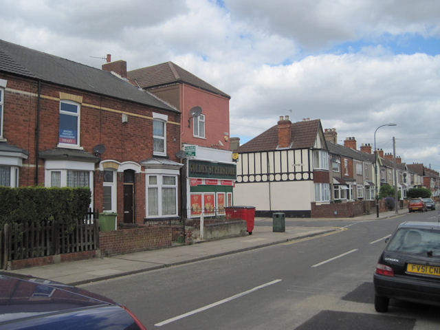 Shop and Houses  in Heneage road