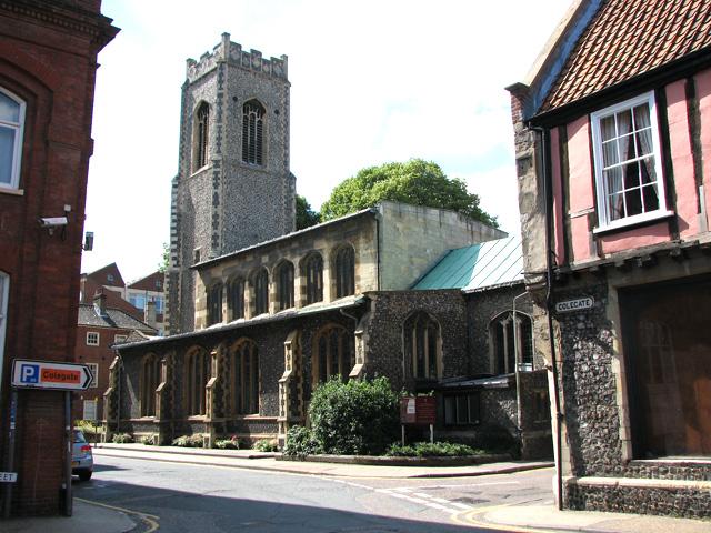 St George Colegate, Norwich