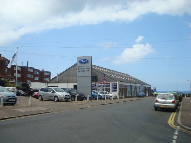 East Coast Motor Co, Cromer