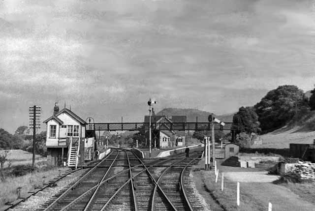 Buttington Station