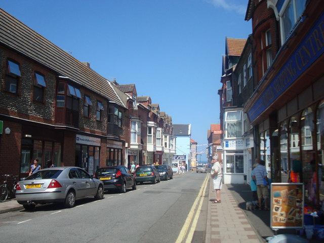 Garden Street, Cromer