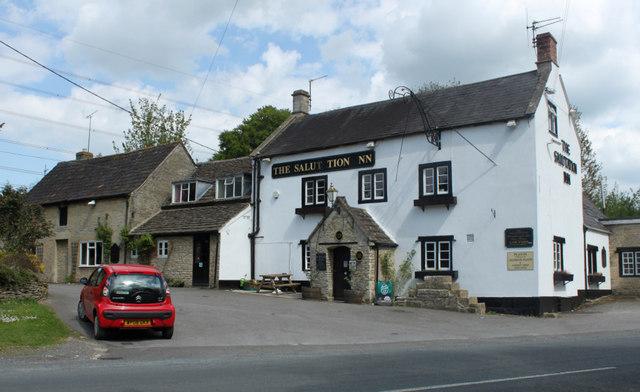 2010 : The Salutation Inn at The Gibb