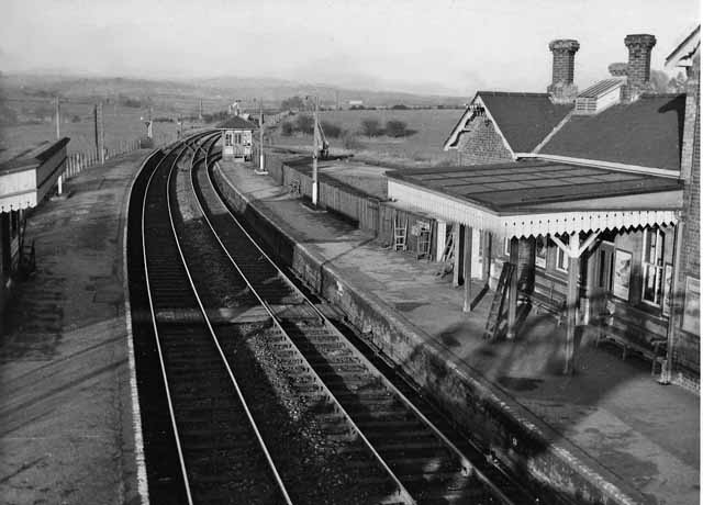 Buxted Station
