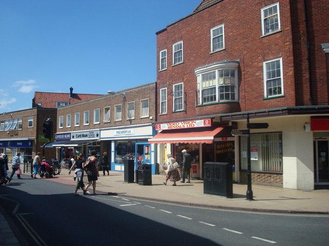 Church Street, Cromer