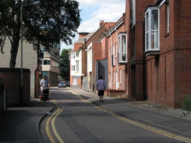 St George Street, Norwich