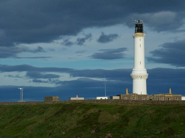 Girdleness Lighthouse Aberdeen