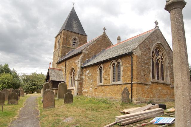 Holy Trinity Church Swallow
