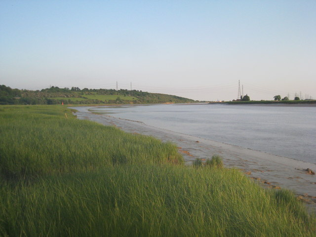 The River Trent near Alkborough