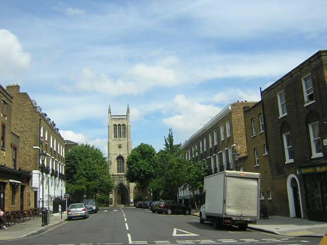 St Mark's church, Islington