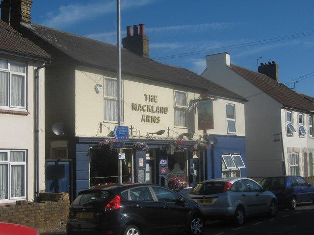 The Mackland Arms, Rainham