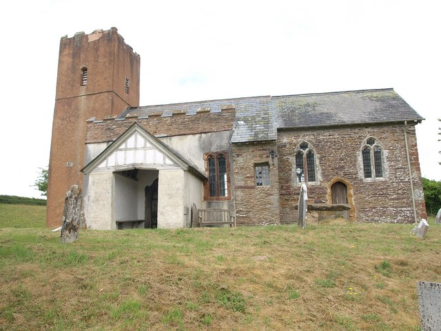 St Michael's church, Raddington