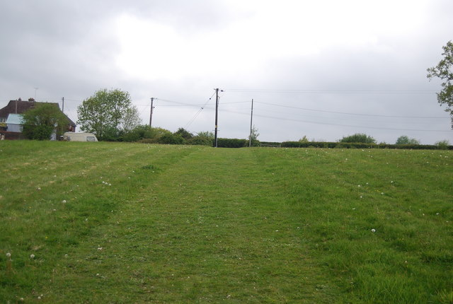 Sussex Border Path, Tanyards, Horsted Lane
