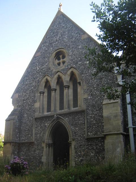 St. John the Evangelist, Faversham (2)