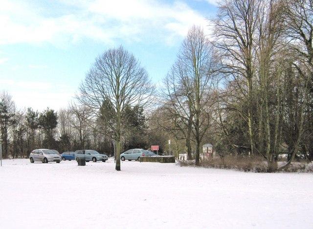 Car park, Worden Park