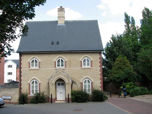 Cottage in St Julian's Way, Norwich