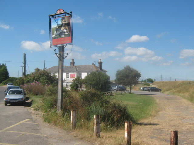 The Sportsman Public House, Seasalter