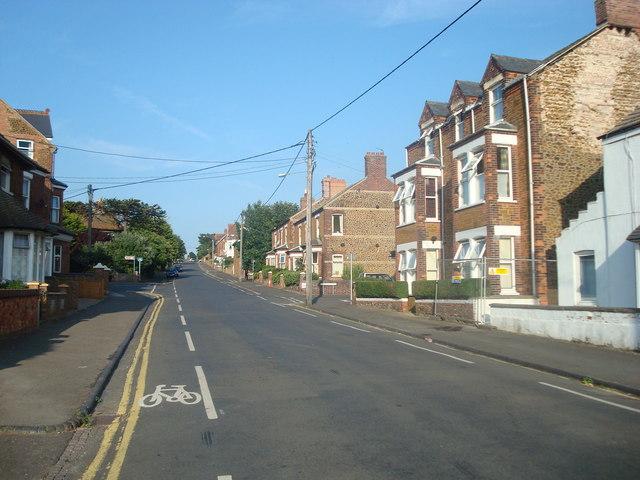 Park Road, Hunstanton