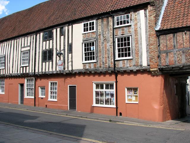 Dragon Hall in King Street, Norwich