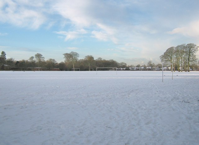 There'll be no football today!