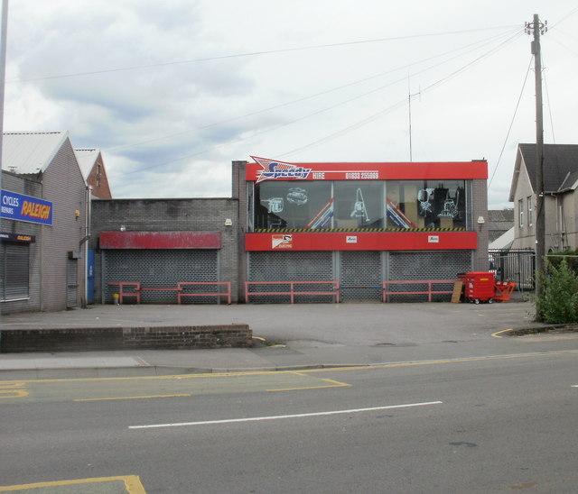 Speedy Hire, Caerleon Road, Newport