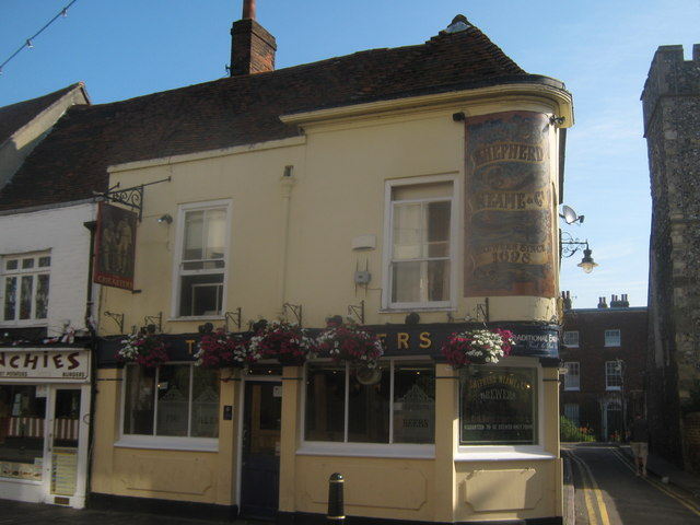 The Cricketers Public House, Canterbury
