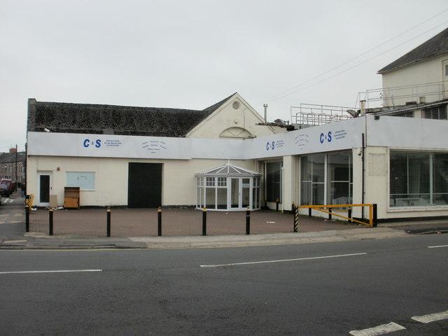 C&S, uPVC Decor Centre, Barnardtown, Newport