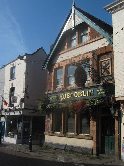 The Hobgoblin Public House, Canterbury