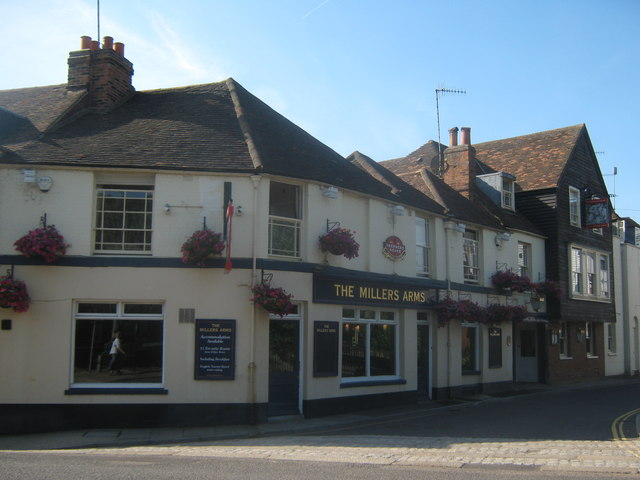 The Millers Arms, Canterbury