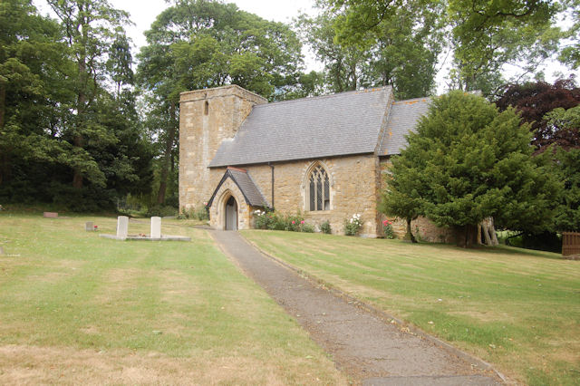 St Nicholas Church Cuxwold