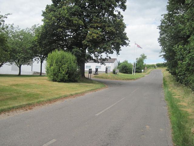 Cherry Valley Farm entrance