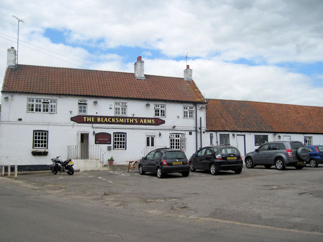 Blacksmiths Arms Rothwell
