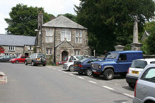 Buckland Monachorum: the Village