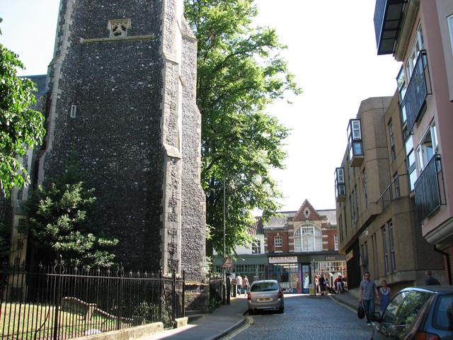 St Margarets Street, Norwich