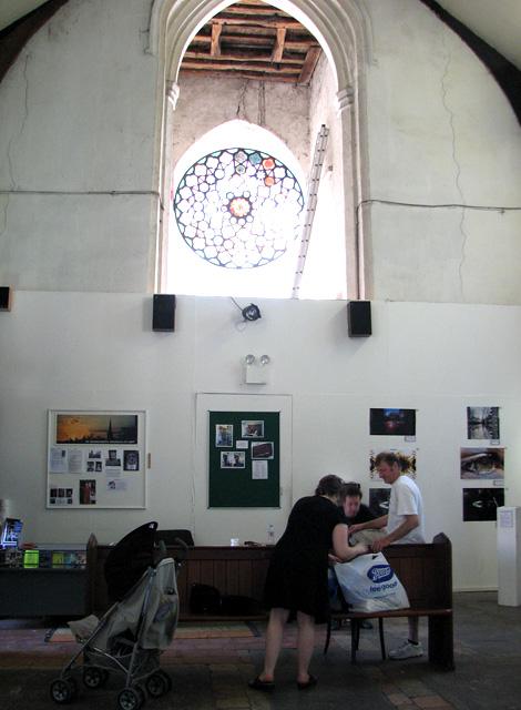 St Margaret de Westwick, Norwich - interior