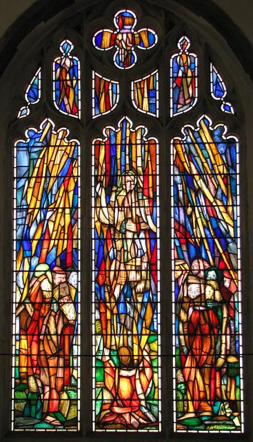 St Margaret de Westwick, Norwich - east window
