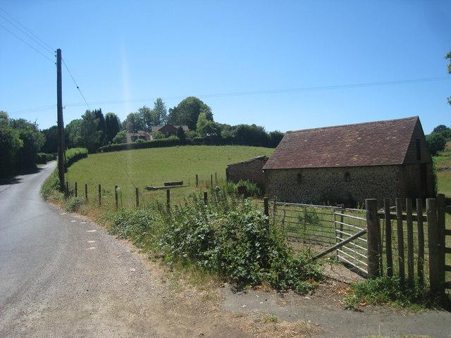 Farm Buildings at Wheelbarrow Town