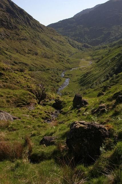 River Carnach