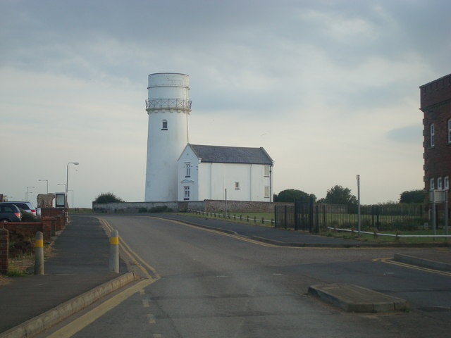 Old lighthouse, Hunstanton