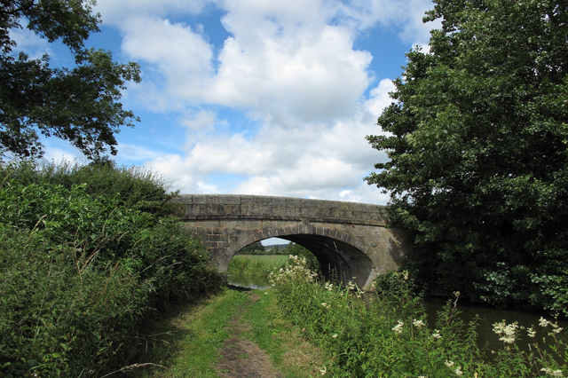Stubbins Lane bridge, Lancaster canal