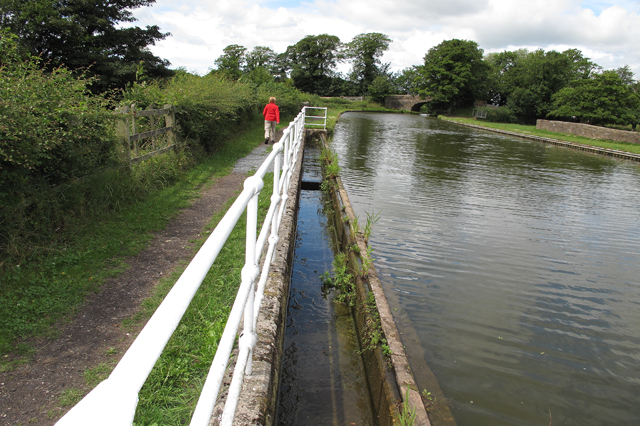 Overflow, Lancaster canal