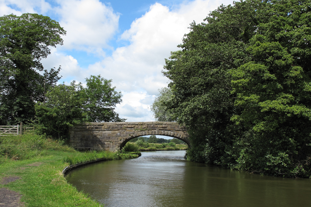 Bridge 53 and the Lancaster Canal