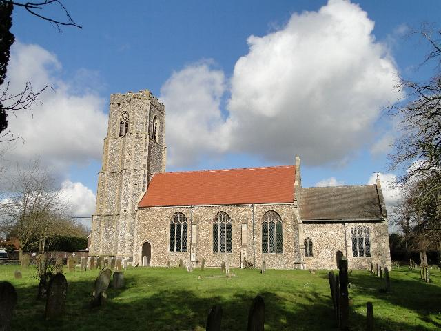 Griston St Peter & St Paul's church, Norfolk