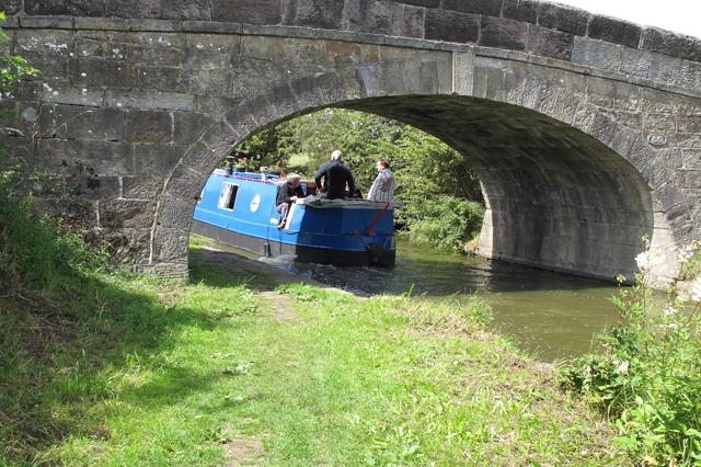 Bridge 55, Lancaster canal