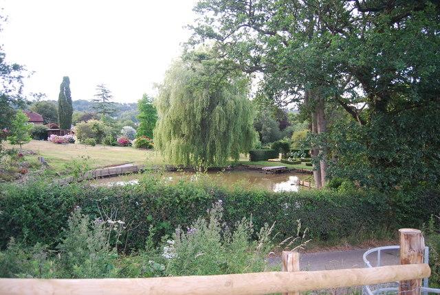 Lake by Bowzell Lane