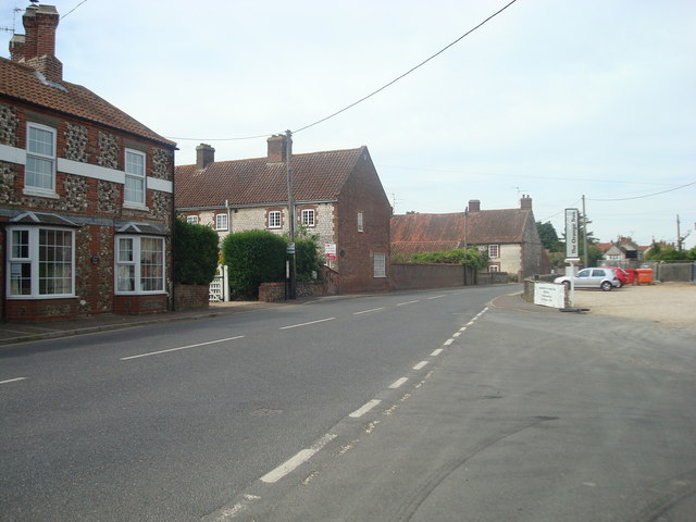 High Street, Thornham
