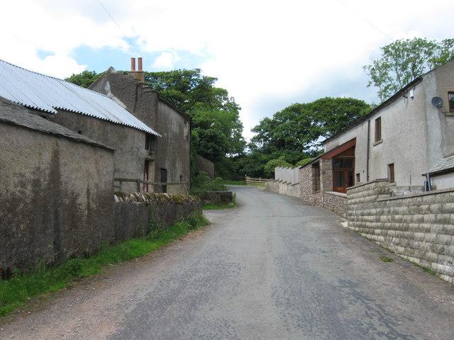 Brownrigg near Arlecdon
