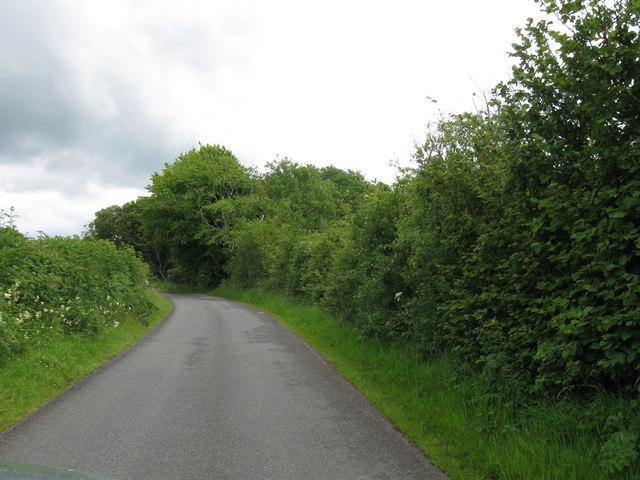 Country Lane near Arlecdon