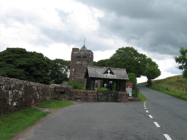 Lych Gate to St Michael's Church, Arlecdon