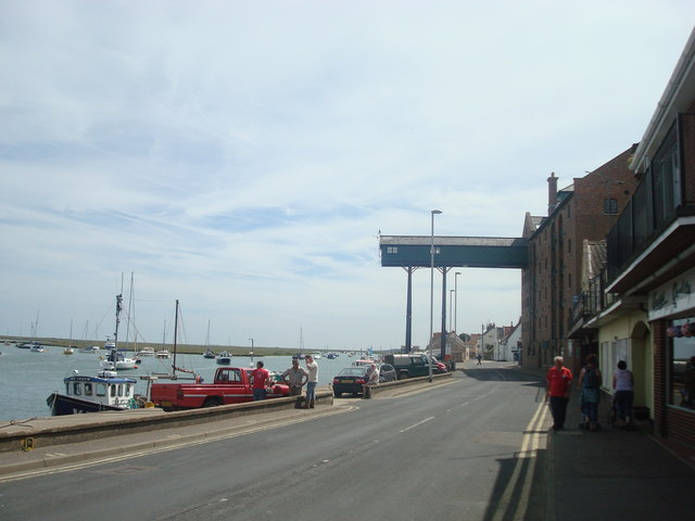 The quay, Wells-next-the-sea
